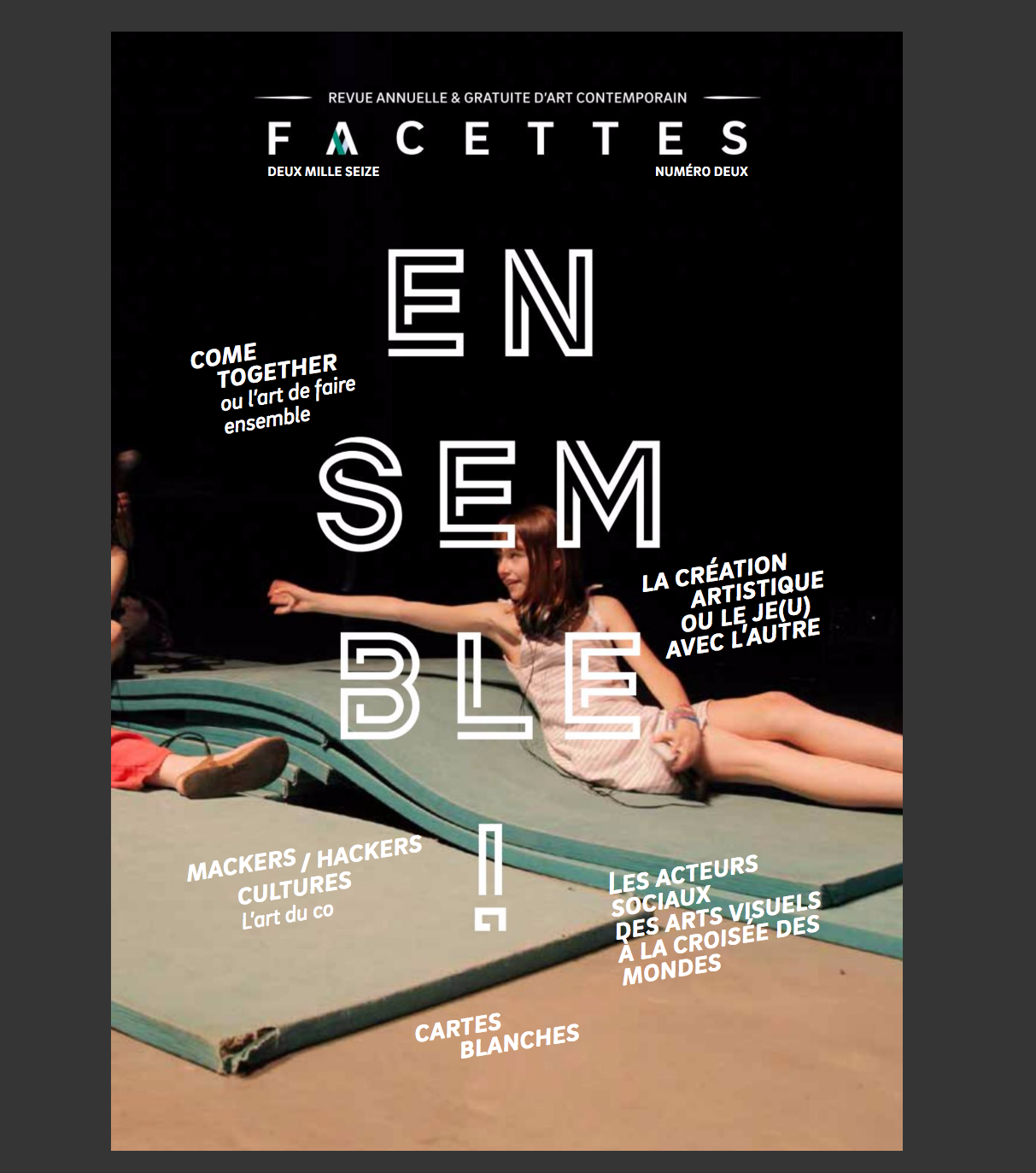 APPEL A CONTRIBUTIONS / Revue d'art contemporain FACETTE