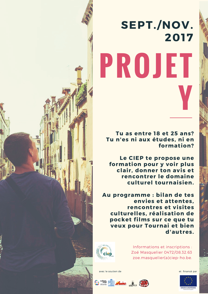 "Formation ""Projet Y"""